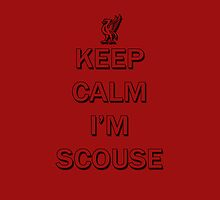 Keep Calm Im Scouse Iphone by Ryan Williams