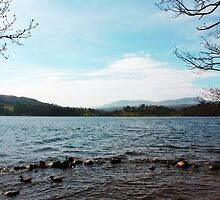 Lake Windermere, Cumbria III by Astrid Ewing Photography