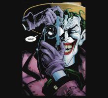 the killing joke  - Joker by xrobertxdavisx