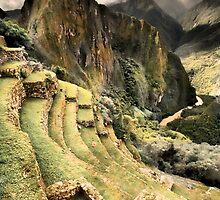 Machu Piccu Magic by Chris Perry