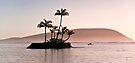 Sunrise At Maunalua Bay.2 by Alex Preiss