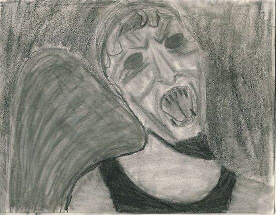 Weeping Angel by tatumtheninja