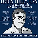 Louis Tully, CPA by gordonholmes