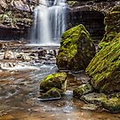 Summerhill Force, Teesdale by mountainsandsky