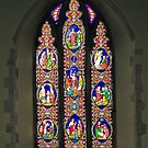 Stained Glass window by JEZ22