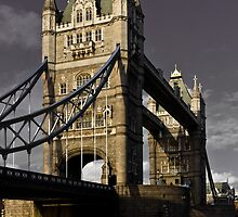 Tower Bridge London by DavidHornchurch