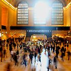 Grand Central Station by Pippa Carvell