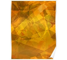 Abstract Polygons 27 Poster