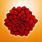 Rose of the desert by Honeyboy Martin