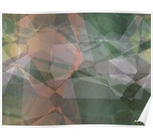 Abstract Polygons 73 Poster