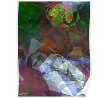 Abstract Polygons 81 Poster