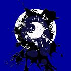 Luna Splatter Mark (MLP:FiM) by pixel-pie-pro