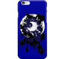 Luna Splatter Mark (MLP:FiM) iPhone Case/Skin