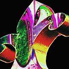 Fleur De Lis by NIKULETSH