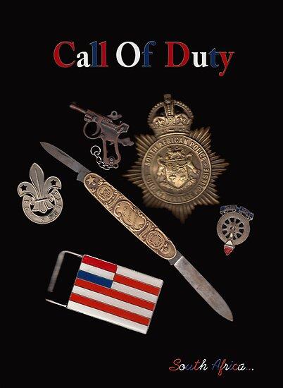 Call of duty. South Africa. by Dawid Groenenstein