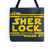 SHER LOCK Tote Bag