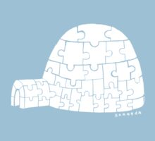 Puzzle Igloo by David Barneda