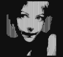 pic2line - Basak Portrait by AnnoNiem Anno1973