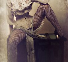 Shanghaied By A Fishnet Stocking by DividingME