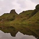 Fairy Glen Reflections by PigleT