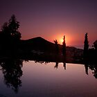 Bodrum Sunset by Chris Kiez