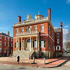Salem Custom House - Historic New England by Mark Tisdale