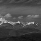 4 Mountains over 8000m by Mark Bolton