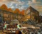 American Landscape - circa 2012 by Jeff Burgess