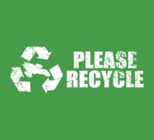 Please Recycle - Our Ship by warbucks360