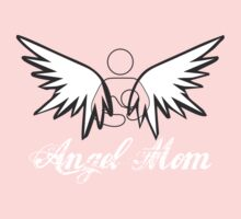 Angel mom by d1bee