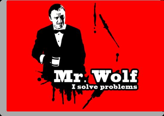 Mr. Wolf by dutyfreak