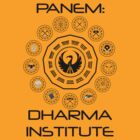 Lost vs Hunger Games - Dharma Institute by amanoxford