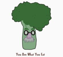 You are what you eat by Maddy Burrows