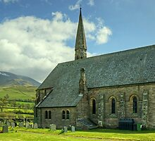 The Church At Bassenthwaite by VoluntaryRanger