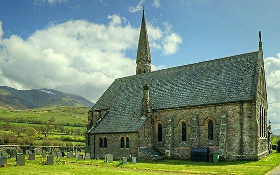 The Church At Bassenthwaite by VoluntaryRanger