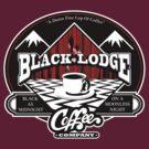 Black Lodge Coffee Company (clean) by Mephias