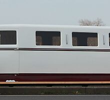 Old Limo by elginbigguy