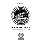Starcall 1, title page by Bob Bello