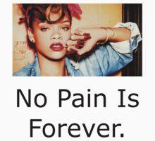 No Pain Is Forever by WhisperedDream