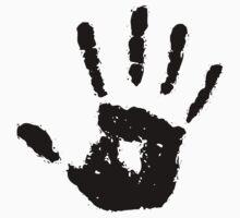 Dark Brotherhood hand by flyingsquirl