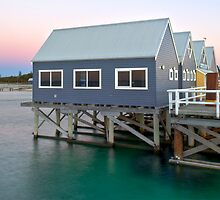 Busselton Jetty by Peter Yates