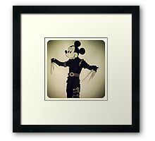 Edward Scissormouse Framed Print