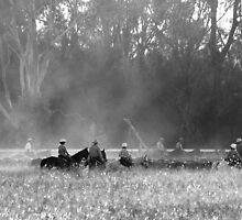 Burrandowan Campdraft by Penny Kittel