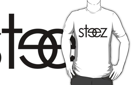 Steez (Black) by Faded Fabrics