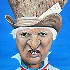 "Bob Katter as the ""Mad Katter"" by lyndseyart"