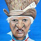 "Bob Katter as the ""Mad Katter"" by lyndseyart"