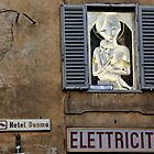 Electric Madonna by Chris Allen