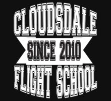 Cloudsdale flight school by Pegasi Designs