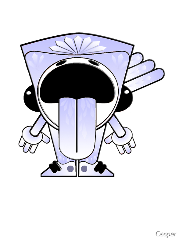 Air Sprite by Casper