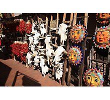 Santa Fe Market Photographic Print